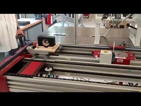 Camara, Proyecto celda de manufactura