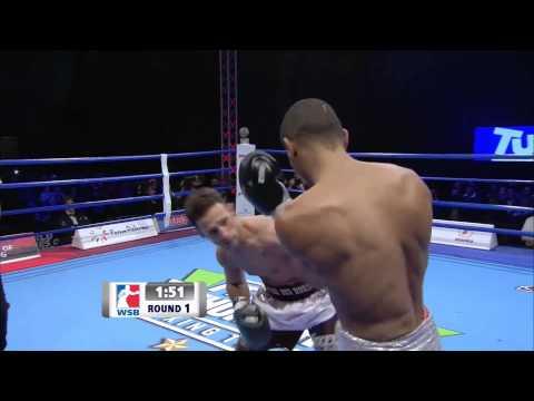 Italia Thunder v Puerto Rico Hurricanes - World Series Of Boxing Highlights