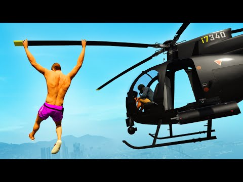 GTA 5 FAILS: EP. 35 (GTA 5 Funny Moments Compilation)