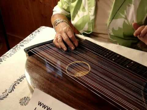 Zither Tutorial Video