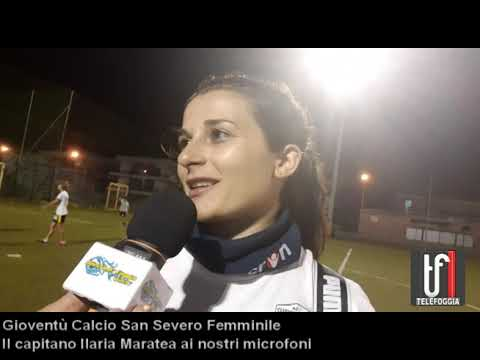 VIDEO: Gioventù calcio al Femminile. Ilaria Maratea ci presenta le ragazze giallogranata