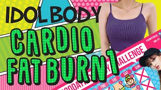 [IDOL BODY CHALLENGE] GFRIEND DREAMCATCHER CHERRY BULLET Cardio Workout | toning workout