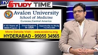 Avalon University School of Medicine | Study Time