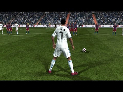 FIFA 11 - Best Skills and Goals