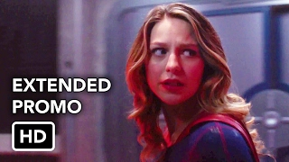 """Supergirl 2x11 Extended Promo """"The Martian Chronicles"""" (HD) Season 2 Episode 11 Extended Promo"""