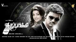 Thuppakki - Thuppaki BGM Collection