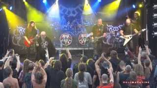 Root - Live at Gothoom Open Air 2013 (FULL SHOW)