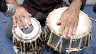 Tabla Demo # 200 Gurubani Shabad Moko Taar Lae in Dadra Beat