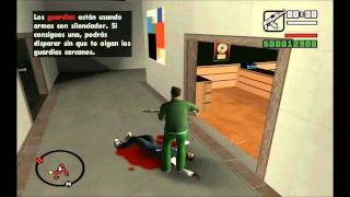 GTA San andreas CJ y el prostituto loquendo HD parte 2