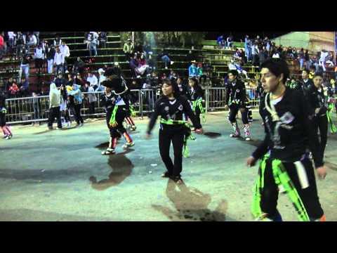 Ultimo conviteTinkus Huajchas, Oruro carnaval 2014