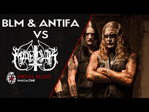 Marduk Boycotted by ANTIFA and BLM