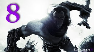 Darksiders 2 Walkthrough / Gameplay Part 8 - Let the Water Floweth