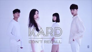 [EAST2WEST] K.A.R.D - Don't Recall Dance Cover