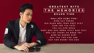 Quang Vinh - Greatest Hits/ The Memories (Album Audio)