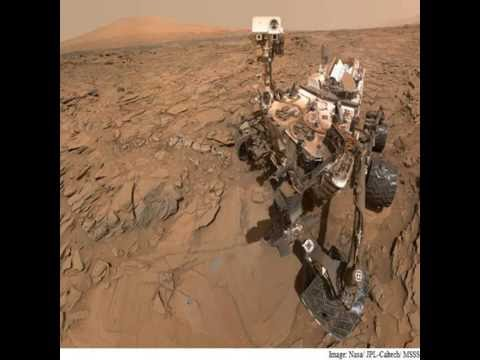 AKB Nasa to Drive Curiosity to Potential Water Sites on Mars