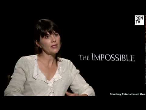 The Impossible Real Life Tsunami Survivor Maria Belon Interview