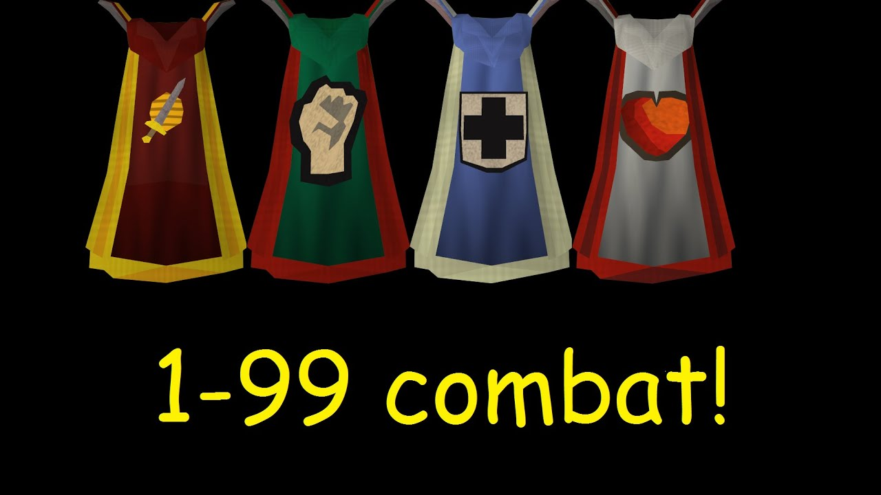 1 99 melee f2p eoc guide runescape iron man youtube for Runescape exp table 1 99