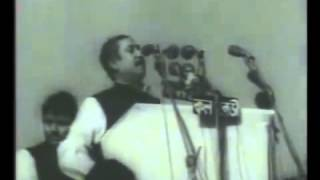 7 march in 1971 sheikh mojibor rahman