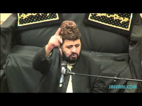 Maulana Rizwan Haider Muharram Majlis 12/5/2014