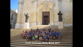 Youth Exchange Malta Movie 2017