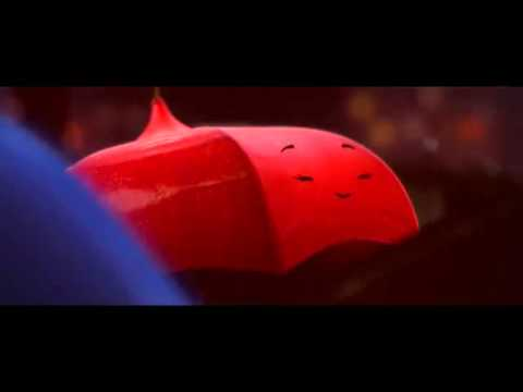 Film Clip  Pixar's 'The Blue Umbrella'