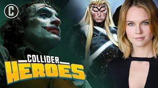 Joker Review and Box Office Success; NYCC 2019 Wrap Up with Michele Boyd - Heroes