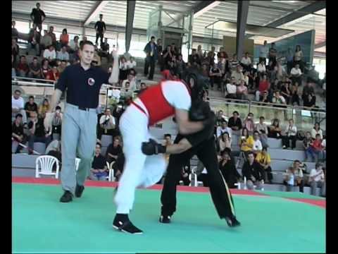 Leitai Fullcontact fight - SwissOpen Kung Fu Tournament 2004 PART 1/2 Image 1
