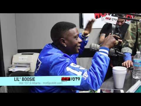 Lil Boosie On Hot 107.9 video