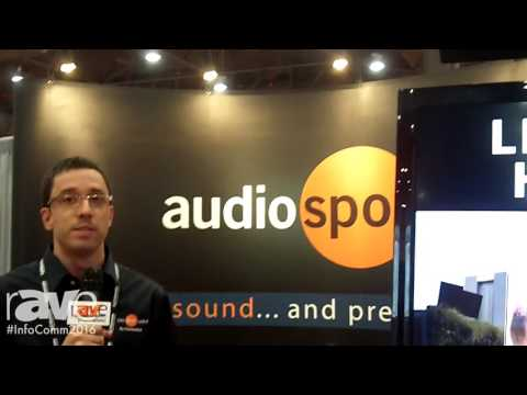 InfoComm 2016: Holosonics Explains Audio Spotlight Directional Loudspeaker