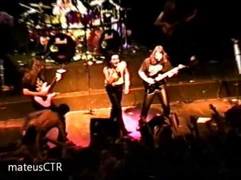 Angra - Live at Circo Voador '94 (Full Concert)