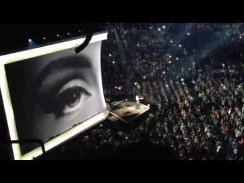 Hello Adele in Toronto acc
