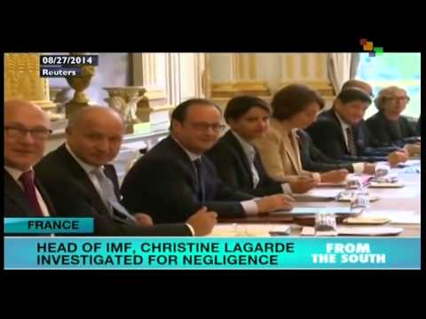 France replaces Economy Minister