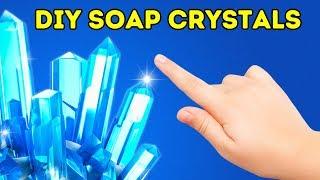 15 DIY SOAP HACKS AND CRAFTS