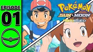 Pokémon Sun and Moon Abridged Episode 1: The Milf, the Mime and the Maniac - DeWarioFreak
