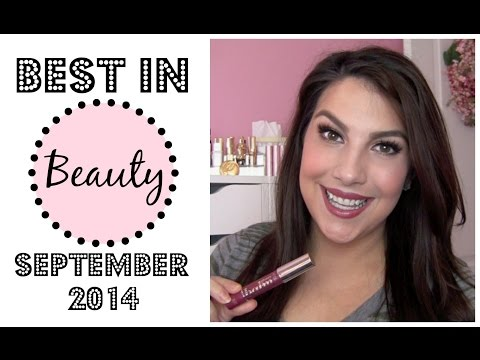 Best in Beauty: September 2014