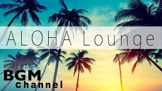 Relaxing Hawaiian Guitar Cafe Music - Chill Out Music For Study, Work, Sleep