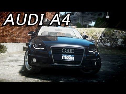 GTA IV - Audi A4 2010