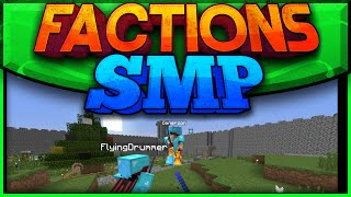 Minecraft Factions SMP #12 - Defending Our Castle! (Private Factions Server)