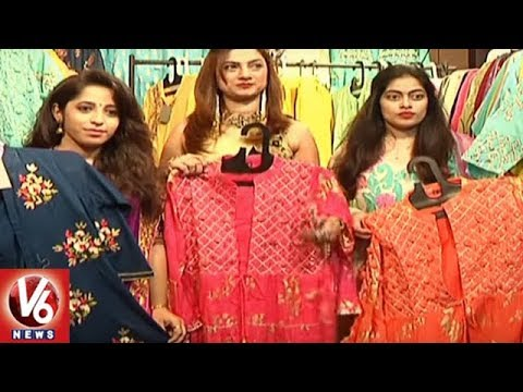 Mrs India Runner-up Jhanvi Bajaj Launches Moms & Kids Exhibition | V6 News