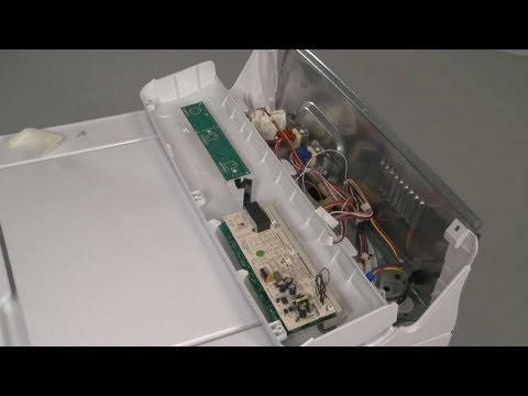 Washer Control Board Replacement – GE Top-Load Washing Machine Repair (part #WH12X10524)