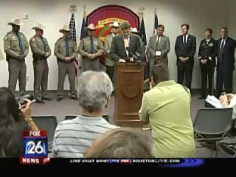 Governor Rick Perry's Ranger Recon Teams On The Texas Border