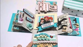 DIY Crafts: Birthday Box Card