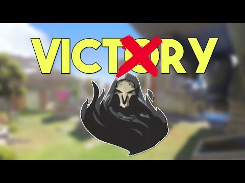 He Doesn't Even Need to WIN - Funny Overwatch Series #51