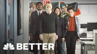 What Not To Do At Your Office Holiday Party | Better | NBC News