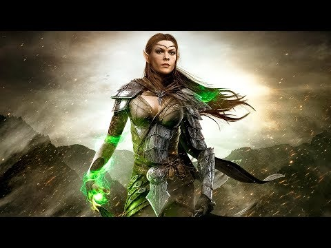 TES Online | Morrowind | Oblivion | MMORPG на русском