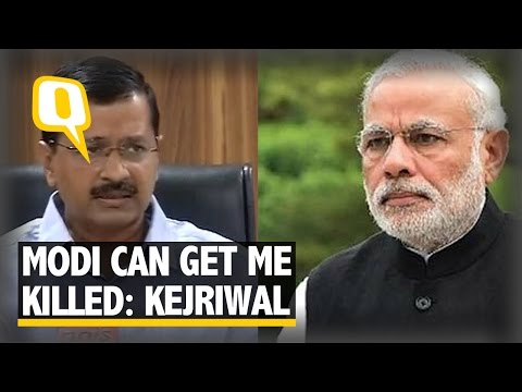 The Quint: Modi Can Get You & I Killed, Be Prepared: Kejriwal to AAP Workers