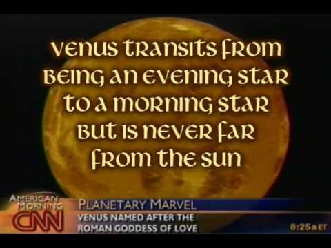 Venus Transits 2004&2012