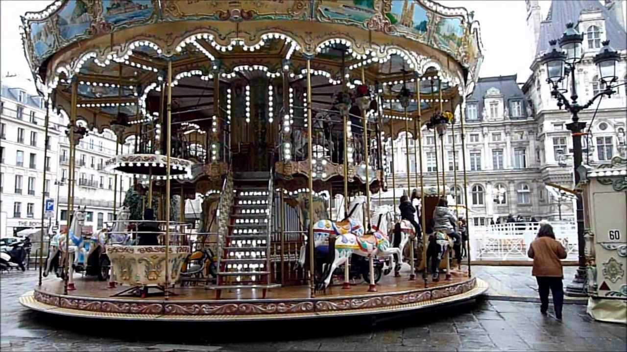 Man 200 Ge Carrousel La Belle 201 Poque Bertazzon Place De L