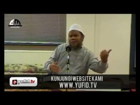 Contoh Kesalahan Dalam Menerjemahkan Hadits - Pengajian Ustadz Abu Haidar Al-Sundawi