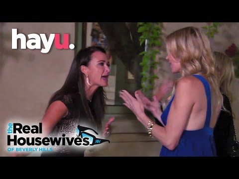 Brandi vs Kyle: Part Two | The Real Housewives of Beverly Hills | Season 5